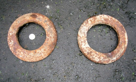 Extant example of Quoits