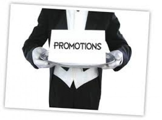 Serving Up Tips to Attain Your Next Promotion