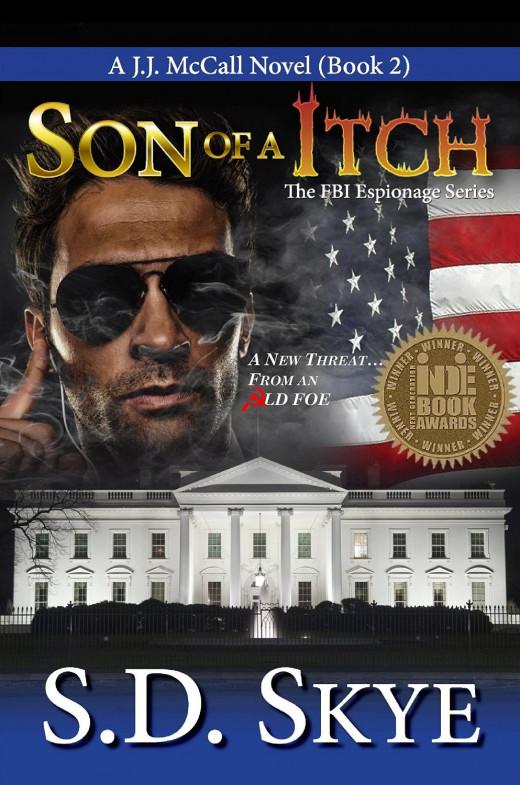 S.D. Skye's second novel following FBI agent J.J. McCall.