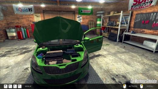 Car Mechanic Simulator Screenshot