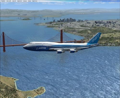 Microsoft Flight Simulator Screenshot PC