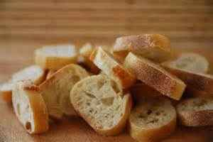 The best bread for crostinis