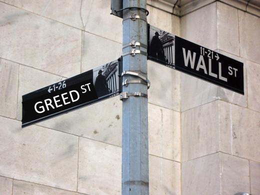 Greedy CEOs!