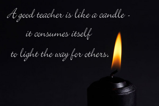 Selfless teachers are the need of the hour