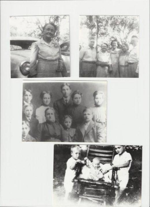 Descendents of Munson Alonzo Morton