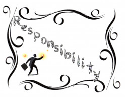 "Responsibility – Teach Responsibility, the 27th Word In the ""Good Words"