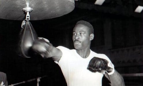 Ezzard Charles is the former heavyweight champion of the world but he is actually considered by most to be the best light heavyweight in history.