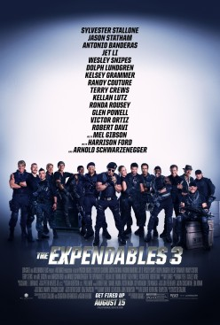 Movie Review: The Expendables 3 (2014)