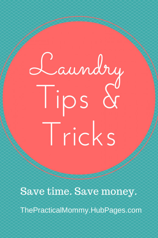 Save time and money with these helpful laundry tips.