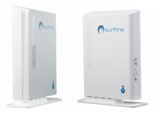 Surfline 4G Router Price: GH₵855 / Promo Price: GH₵445