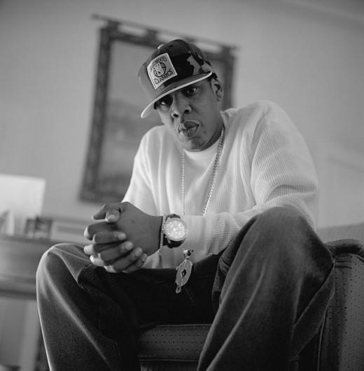 Jay-Z in 2003