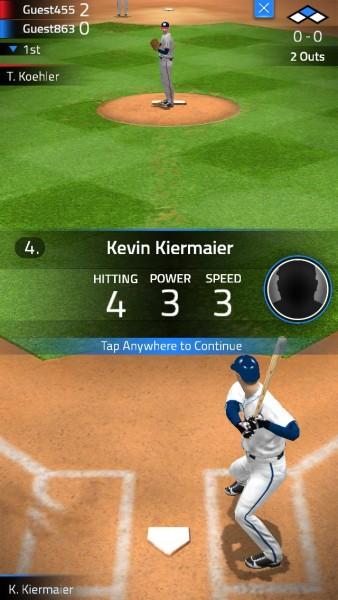 Tap Sports Baseball Batting