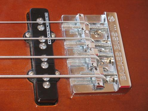 Bass Guitar Bridge