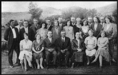 Some of my ancestors - personal file REK