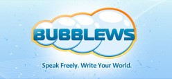 You can make money with Bubblews