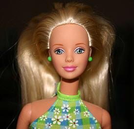 Barbie today.