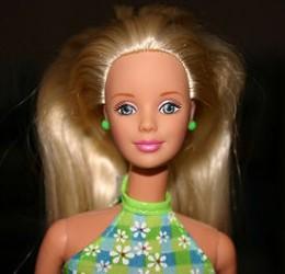 Barbie today.