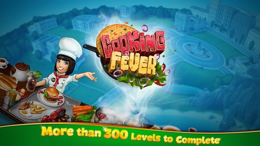 Cooking Fever: Lots of Fun