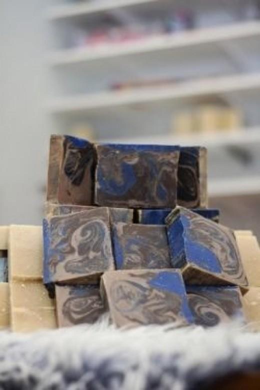 Soapmarked Coconut Vanilla handmade soap