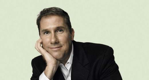 This is Nicholas Sparks, the bestselling author of many books, including the upcoming The Longest Ride.