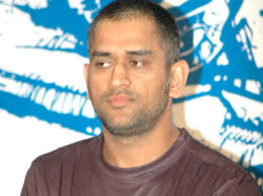 Indian cricket team Captain - Mahendrasingh Dhoni