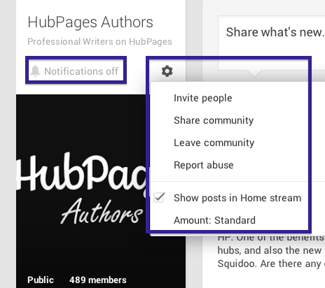Configure the Community Settings as per your Preferences. Share your community with others, invite others to join.