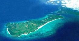 Boracay Island Bird's Eye View