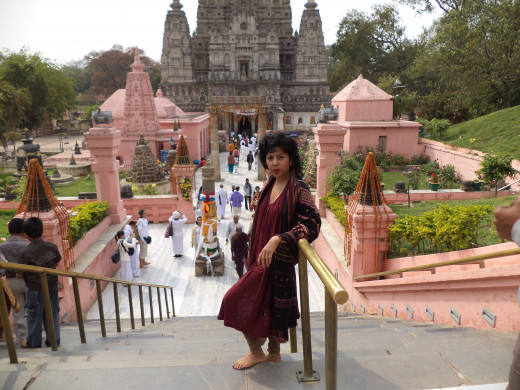 Author At Mahabodhi Temple, Bodh Gaya