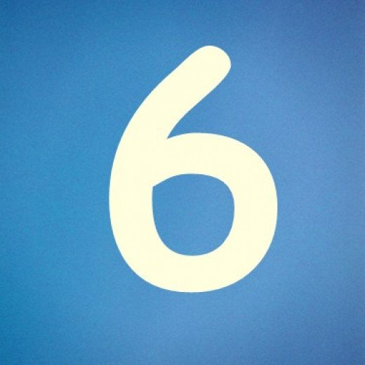 What does 6 mean in biblical numerology image 3