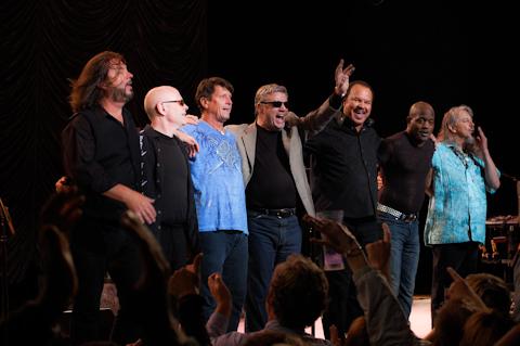 Steve Miller Band @ Ravinia Festival, 7/17/2009
