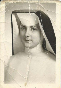 Nuns were not so scary when we grew up.