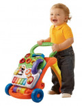 VTech Sit-To-Stand Learning Walker For 6-18 Month Old Babies