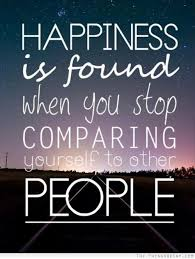 Show happiness,  always.