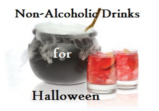 Halloween Non-Alcoholic Drink Ideas: lindasarhan.hubpages.com/hub/Halloween-Non-Alcoholic-Drink-Ideas