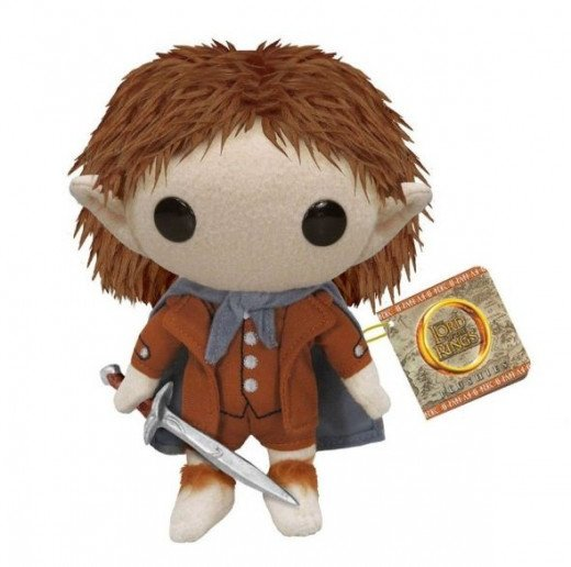 Lord of the Rings Frodo Funko Plush Toy.