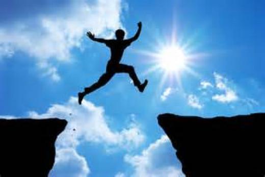 Take a leap for Faith