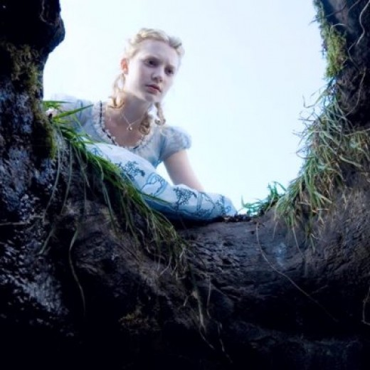 Alice is Going Back to Wonderland in 2016