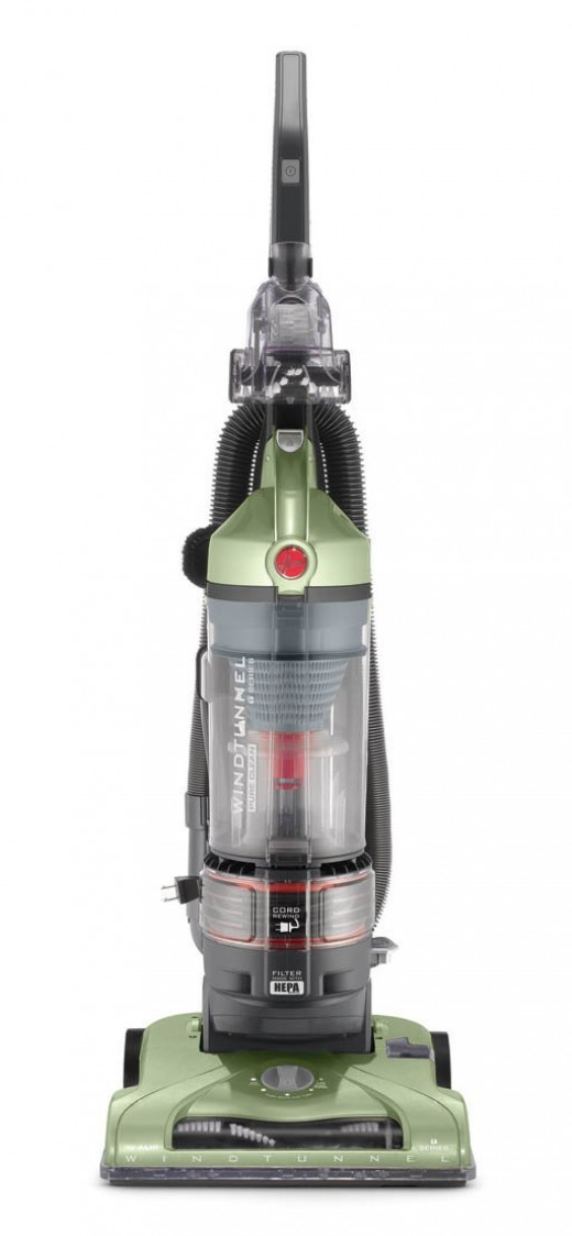 Typical style of modern vacuum cleaners