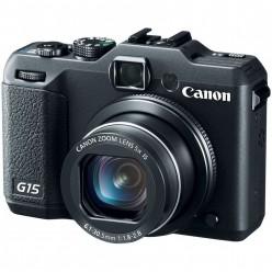 Canon Powershot G15 Digital Camera Review – High Performer