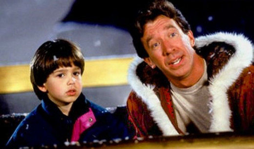 Best Family Christmas movies. The Santa Clause