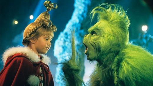 Dr. Seuss's How The Grinch Stole Christmas Top Family Christmas Movies