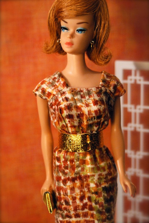 You can sell vintage Barbie on Etsy