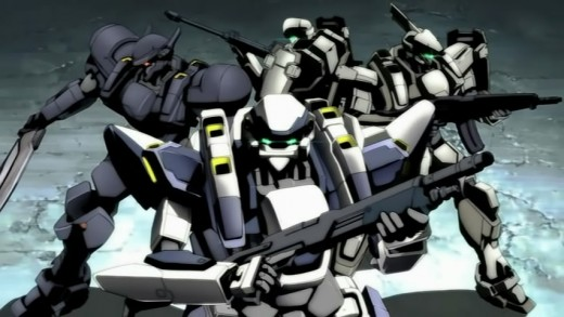Mecha Animes  - Full Metal Panic