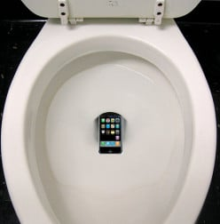 What to Do if You Drop Your Cell Phone in Water?