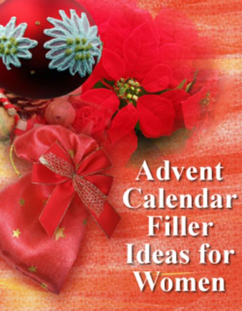 Romantic Advent Calendar Ideas : Ideas for advent calendar fillers