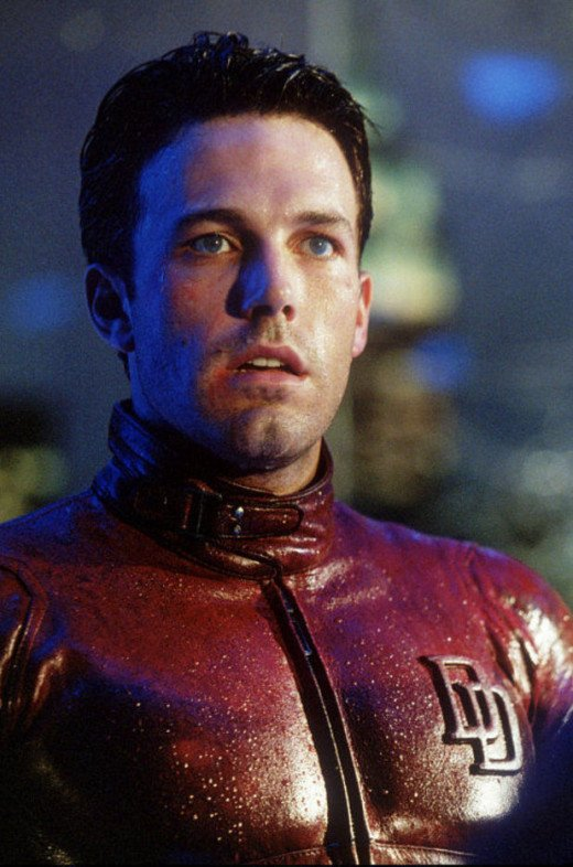 Ben Affleck as Daredevil