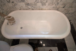 DIY: Paint Your Bathtub This Weekend!