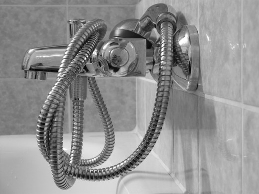 If Your Shower Is Not Draining, It Can Be Frustrating! The First Symptom Of