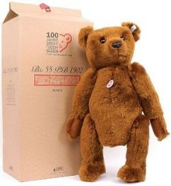 Teddy Bear History