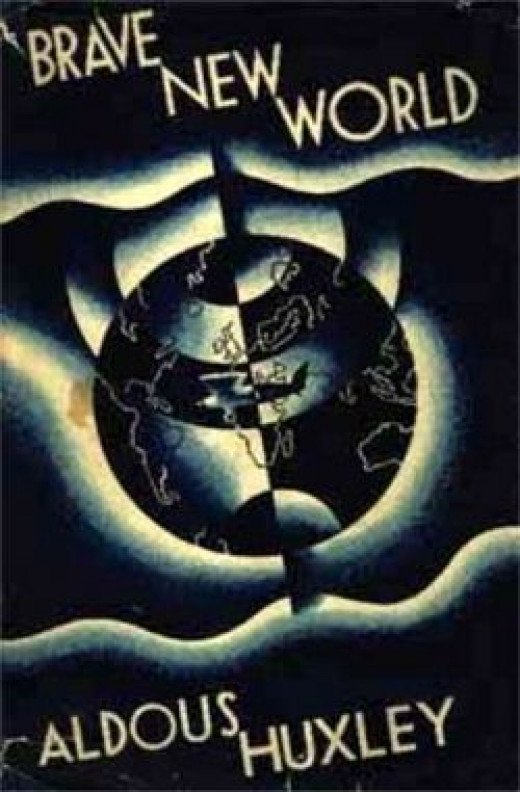 a personal view on the beginning of the novel brave new world by aldous huxley Aldous huxley's writings express  brave new world is huxley's most popular novel,  when he wrote brave new world huxley showed the extent to which his.